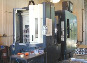 MAKINO A55 FOR SALE CNC MILL USED CNC MILL CNC HORIZONTAL MACHINING CENTER