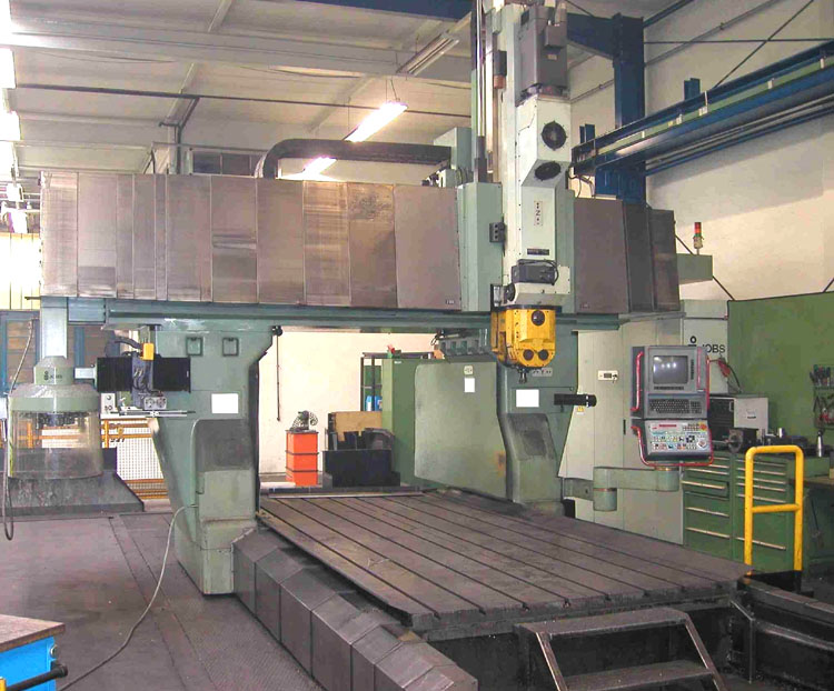 Jobs jomach Vertical Machining Center - K12085