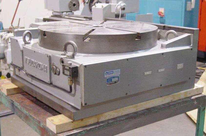 "25"" CNC Rotary Table - K12317"