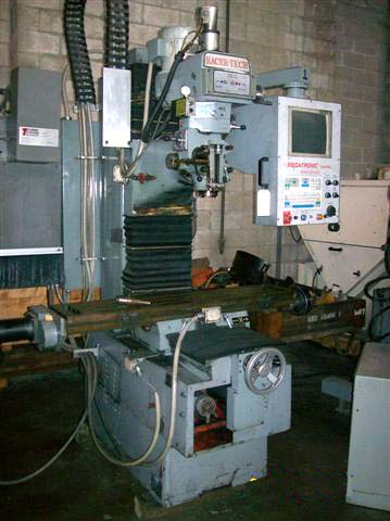 RACER TECH CNC BED TYPE VERTICAL MILL FOR SALE CNC MILLING MACHINE
