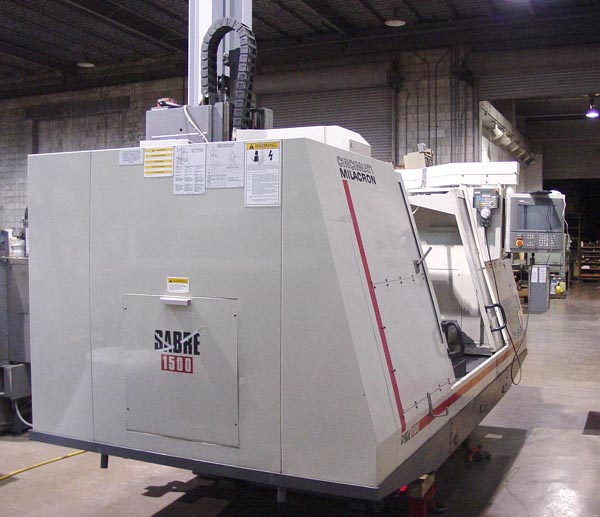 Cincinnati Sabre 1500 Vertical Machining Center