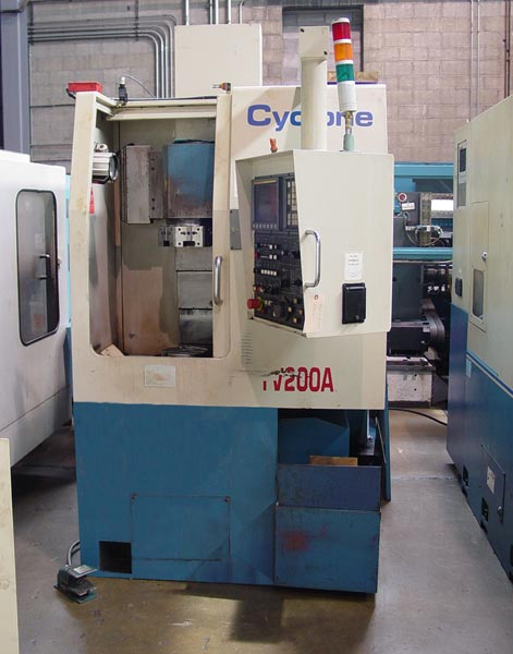 You-Ji CNC Turning Center