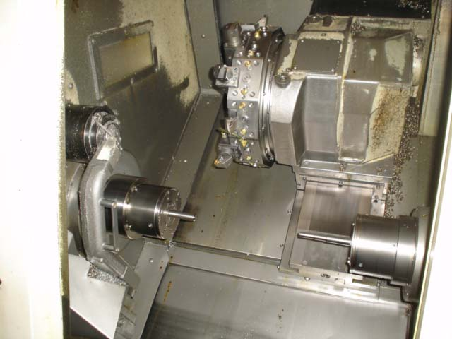 Okuma L370W Turning Center