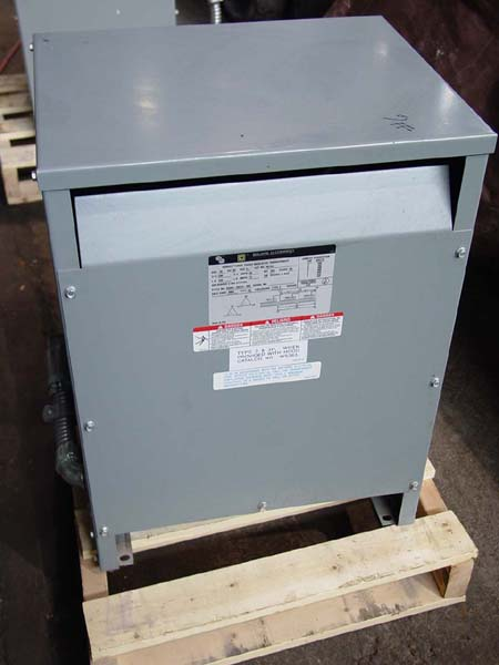 30 KVA SQUARE D  TRANSFORMER FOR SALE