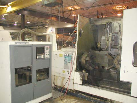 Monarch CNC Lathe Model TC4 For Sale CNC Turning Center