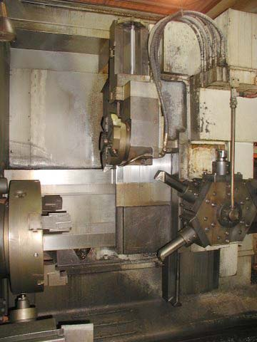 Monarch TC-4 CNC Lathe For Sale