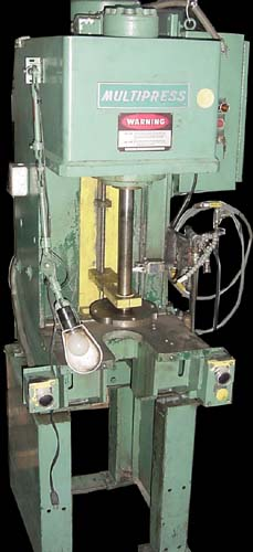 6 Ton Denison Hydraulic Press - P10904