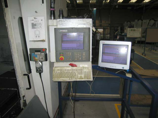 Cincinnati V5-2000 5 axis vertical machining center vertical mill for sale