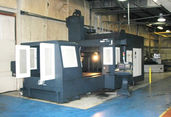 Johnford DMC-2100 CNC Vertical Mill Machining Center for sale