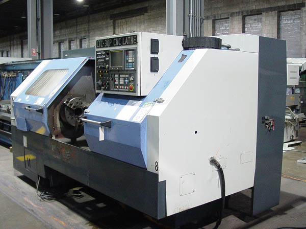 15 inch Chuck Leadwell CNC Turning Center CNC Lathe For Sale