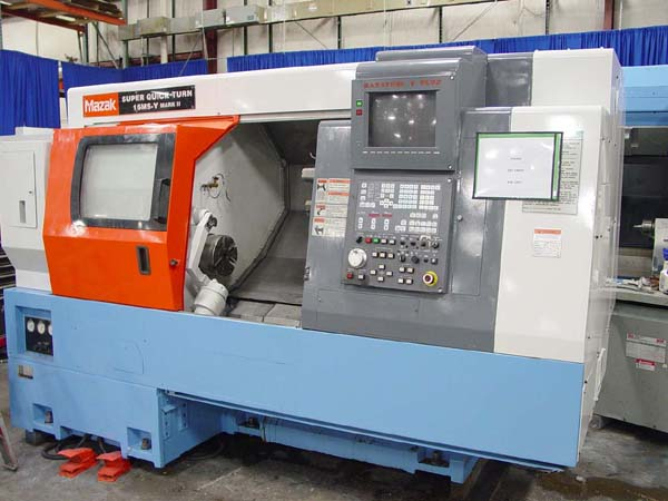 MAZAK Super Quick Turn 15 MSY CNC TURNING CENTER  With Live Tooling, Sub-Spindle and Y-Axis CNC Lathe with Live Tooling and sub-spindle  for sale