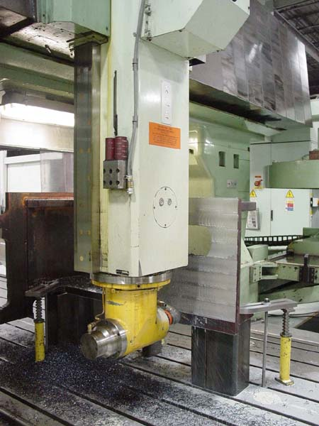 Jobs Jomach 243 5 Sided CNC Mill CNC Vertical Machining Center  for sale