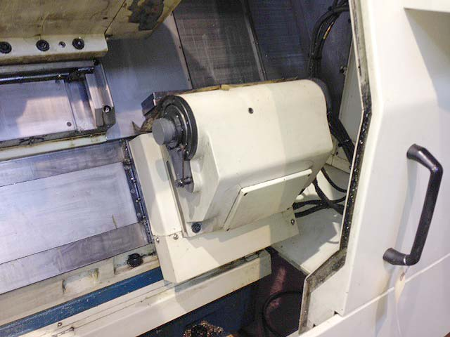 Daewoo 12S 2-Axis CNC Turning Center cnc lathe for sale