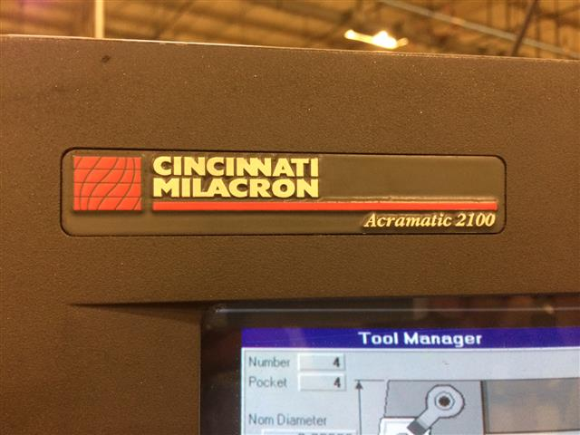 Cincinnati Falcon 200 CNC Lathe CNC Turning Center for sale