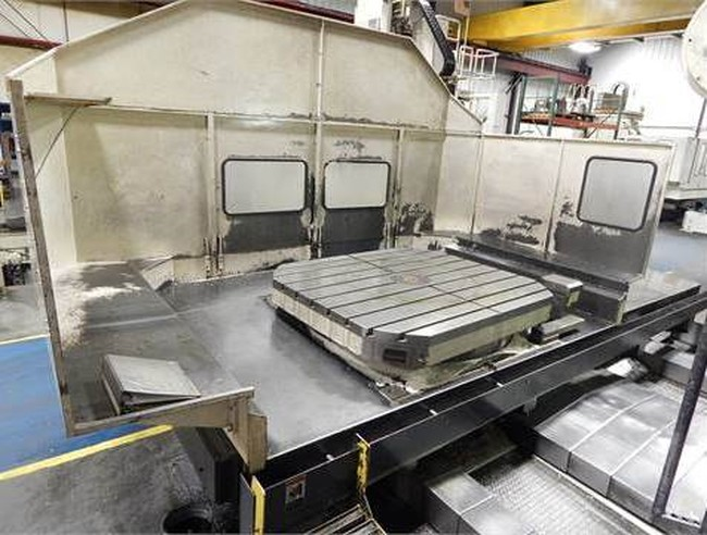 Toshiba 5-Axis Universal Horizontal Vertical Machining Center  for sale