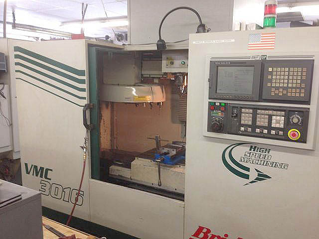 Bridgeport VMC-3016 CNC Vertical Machining Center CNC Mill for sale